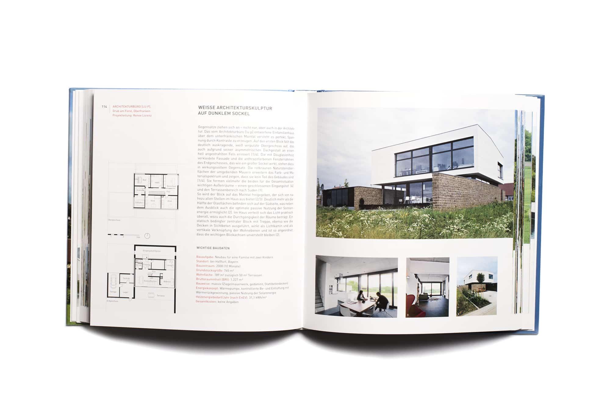 Neue Top 100 Häuser | [lu:p] Architektur GmbH Coburg